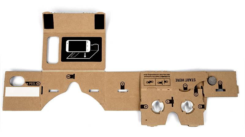 Google Cardboard Compatible Phones