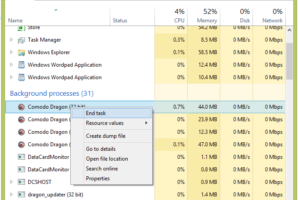 how to lower cpu usage