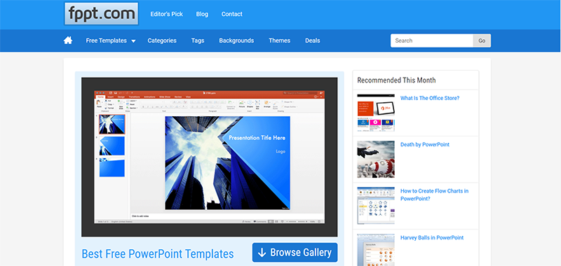 Free Powerpoint Templates To Design Presentations That Wow