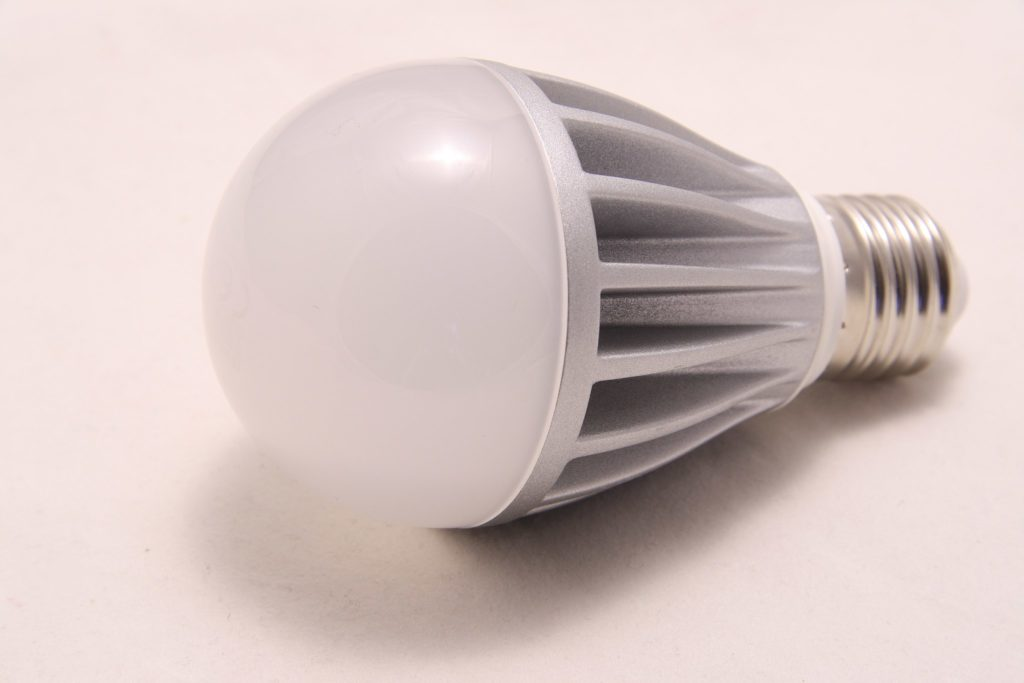 Technology Behind LED Lighting