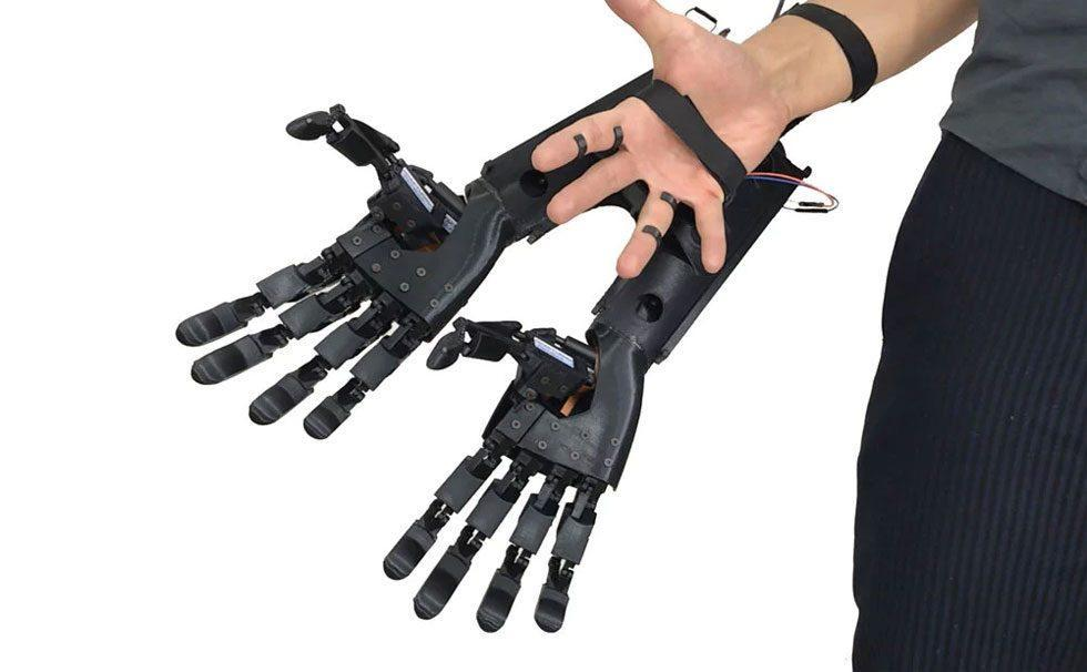 What Benefits Can a Robotic Hand Provide for Humans?