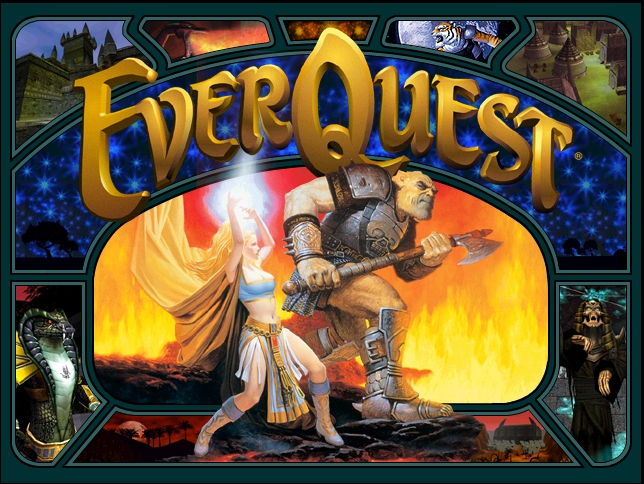 EverQuest MMO RPG