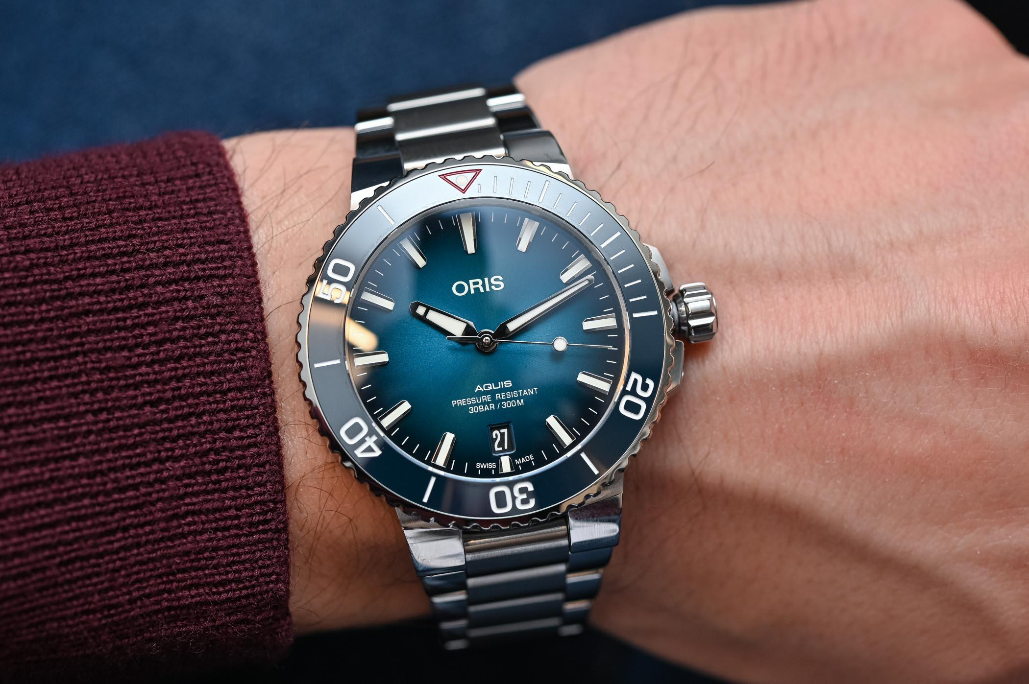 Video - The Oris Watches of Baselworld 2019 Explained by Co-CEO Rolf Studer